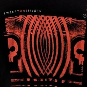 Tops - Twenty One Pilots Band T Shirt sz S